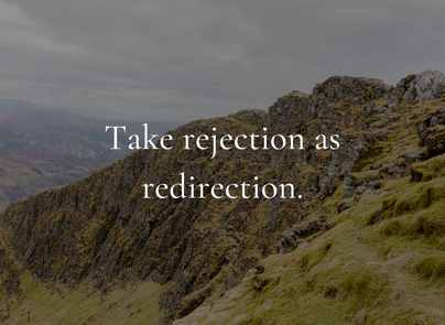 Misdirection? No - Redirection! with guest Raquel from Paper Dreams Blog