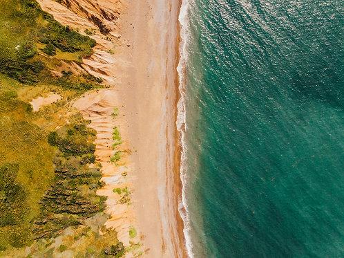 Cape Breton Beach (Digital)