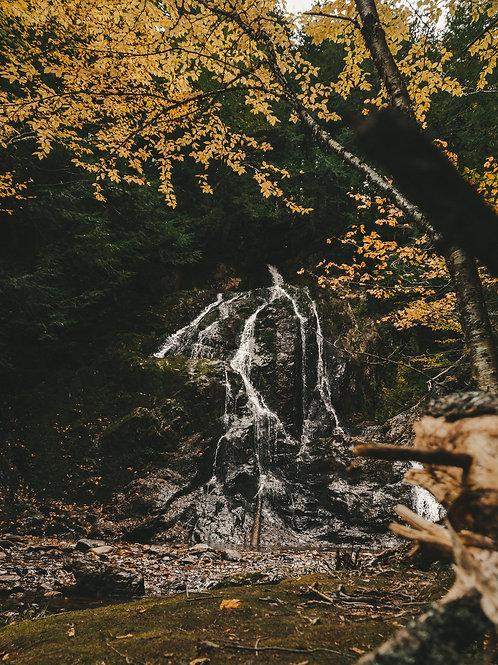 Wentworth Waterfall (Digital)