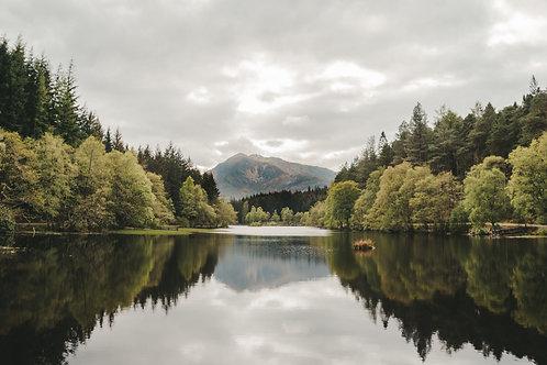 Glencoe Lochan (Digital)