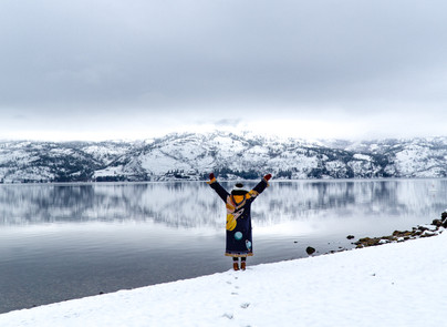 our first week in West Kelowna, British Columbia
