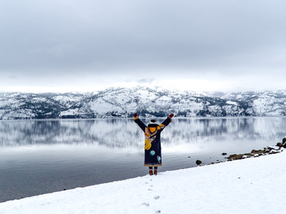 our first week in West Kelowna, British Columbia