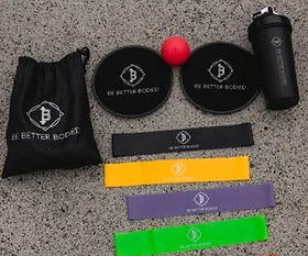 Better Bag & Shaker Cup