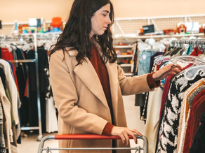 10 tips to become a better thrifter with Christa Maria