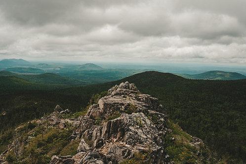 Mount Carleton 16x20