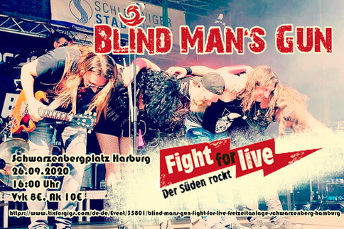 Fight for Live Open Air in Harburg