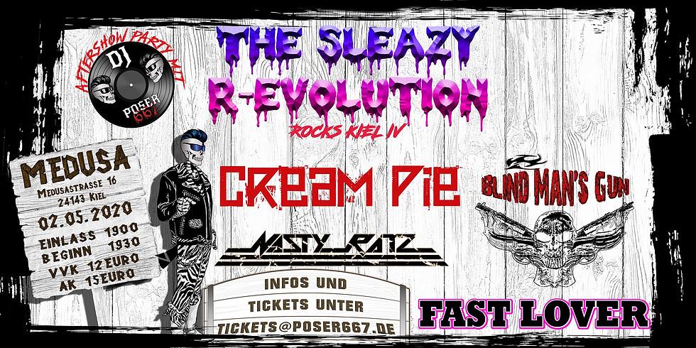 The Sleazy R-Evolution rocks Kiel IV