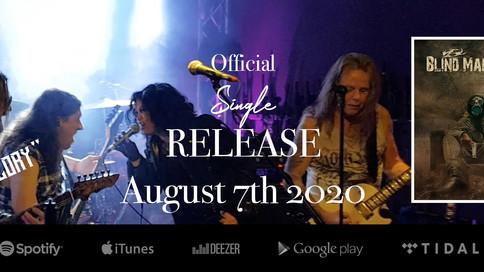 POWER & GLORY - Single Release