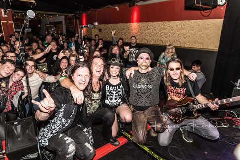 INDRA SHOW was a blast!! All photos by Rainer Kerber