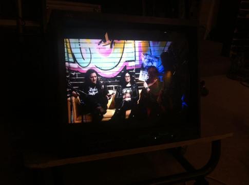 """Blind Man's Gun im Interview mit dem OK Kiel TV - Promo """"Beyond the Darkness"""""""