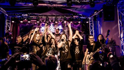 BMG rockte mit seinen Freunden das ausverkaufte Marias Ballroom in Hamburg