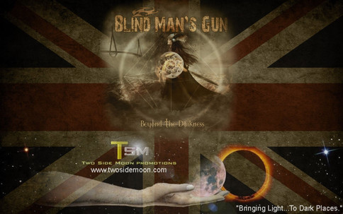 Blind Man's Gun signs with Two Side Moon Promotions UK