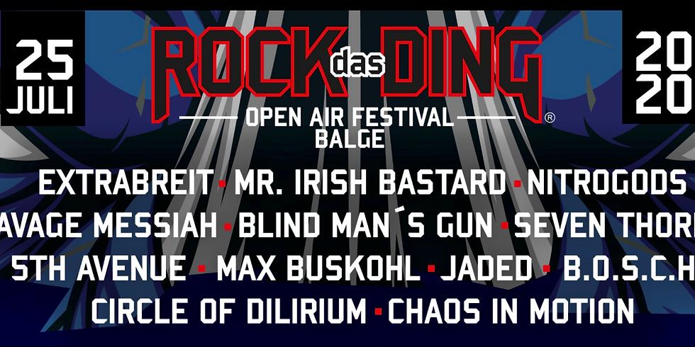 Rock das Ding Festival 2020