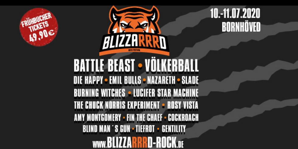 Blizzarrrd Rock Festival 2020