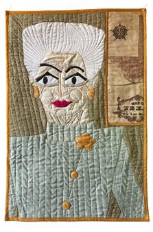 Ann Richards, by Mel Dugosh