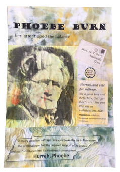 Hurrah Phoebe, by Ellindale Wells