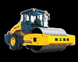 Hydraulic_Mechanical_Single_Drum_Compact