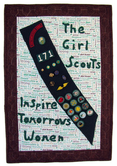 Girl Scouts USA, by Diane Kern