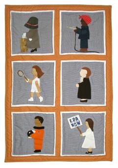 Sue Sans Sunbonnet, by Cara Lamb