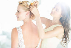 bridal occasion hair style