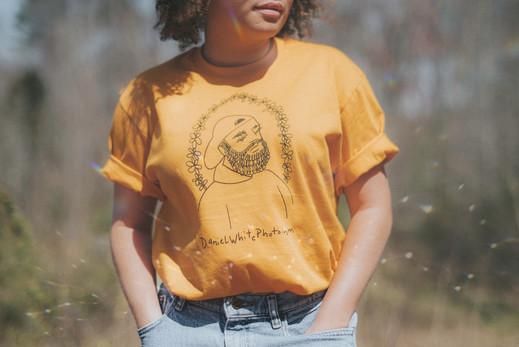 Daniel White Photo Shirt Design