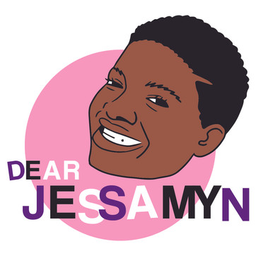 Dear Jessamyn Podcast Illustration Suite