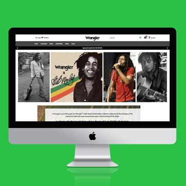 Wrangler x Bob Marley Experience