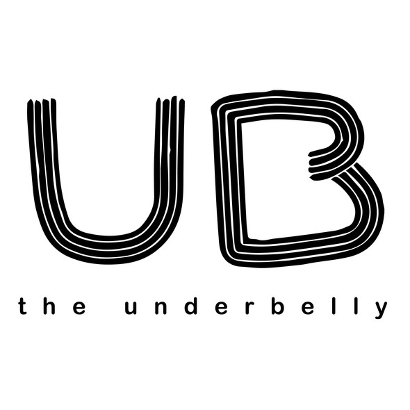 The Underbelly Yoga Mini Logo