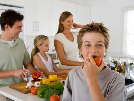 Teenage psychology : Health Issue,Nutrition, Family support