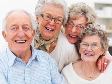 Smile : A secret of healthy and long life