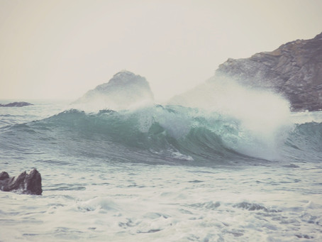 When The Waves Won't Seem to Stop