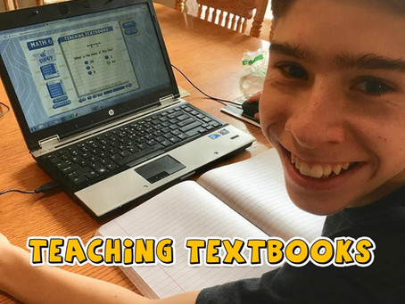 Why We Love Teaching Textbooks