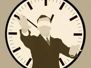 Bom planeamento = boa gestão de tempo e eficácia