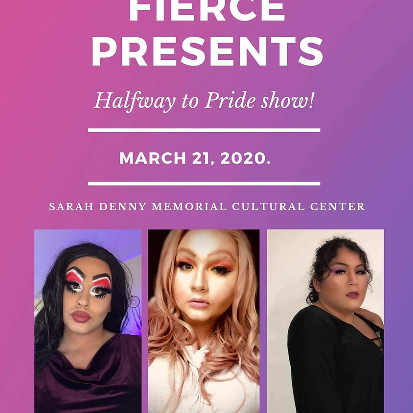 Half Way to Pride - Drag Show(all ages) & After Party(19+)