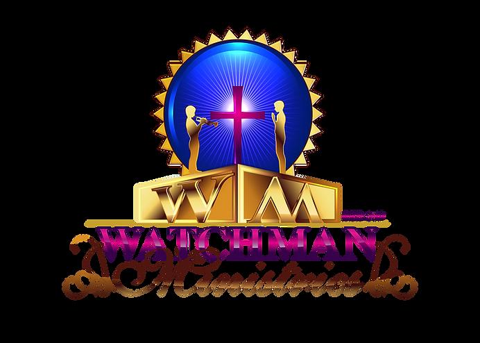 Watchman Ministries Logo