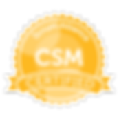 CSM Certified Scrum Master ScrumMaster Scrum Alliance