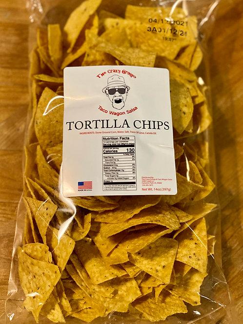 Crazy Gringo Chips