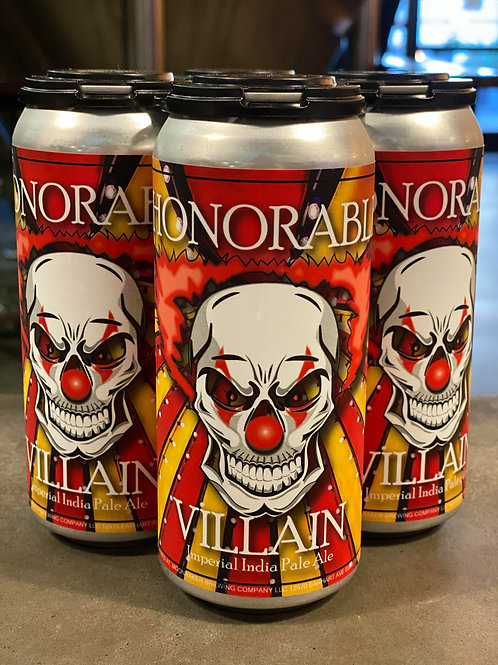 Honorable Villain 4PK