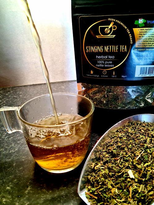stinging nettle tea herbal tea trusTEA