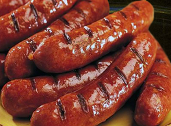 BBQ Grilled Spicy Hotlink