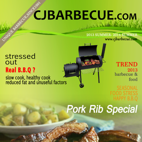 CJ BBQ Magazine