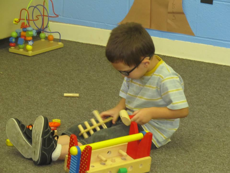 Using Tools Daycare