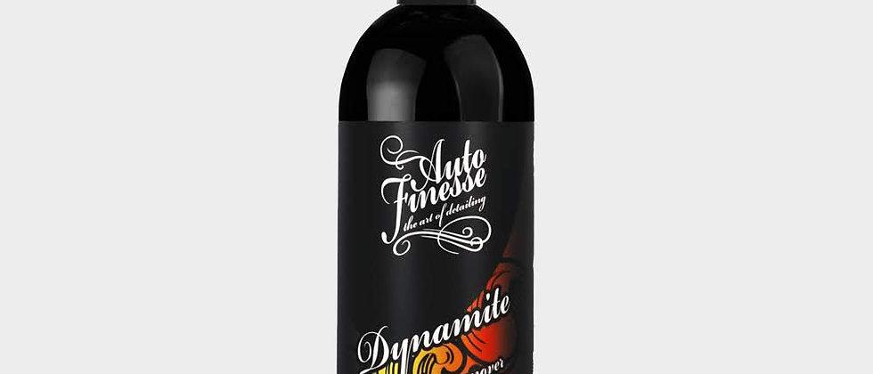 Dynamite - מסיר אבק דרכים