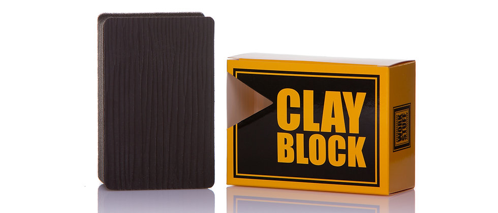 Clay Block - בלוק פלסטלינה