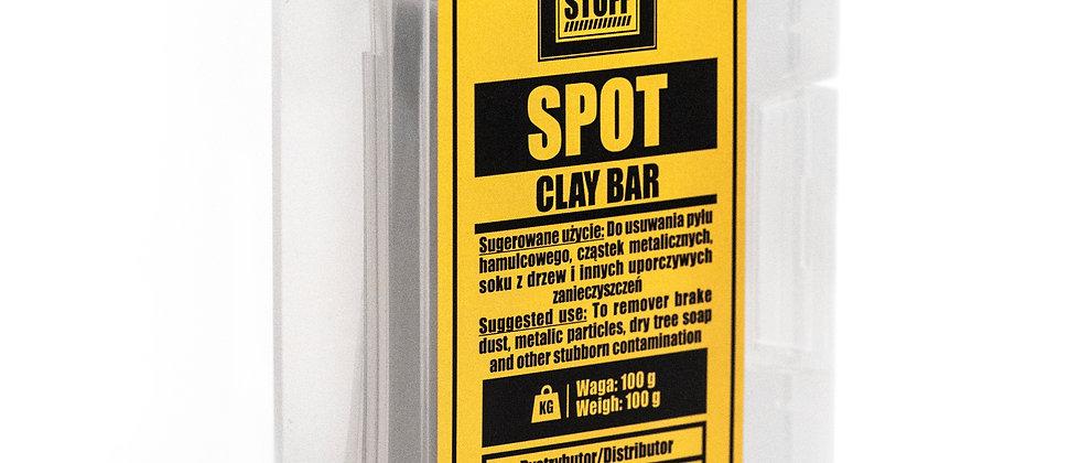 SPOT Clay Bar -  פלסטלינה בינוני