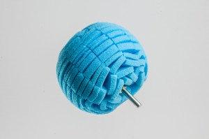 כדור ליטוש (פין) כחול