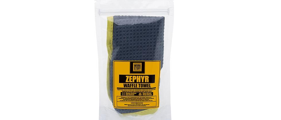 Zephyr -  מטלית לשמשות