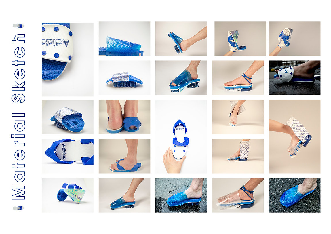 Adidas X Lanbaituo presentation