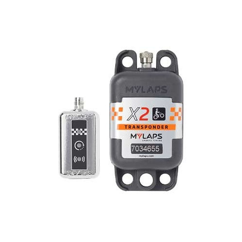 New Transponder with 1 year subscription