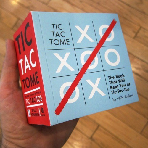 tic-tac-tome book cover